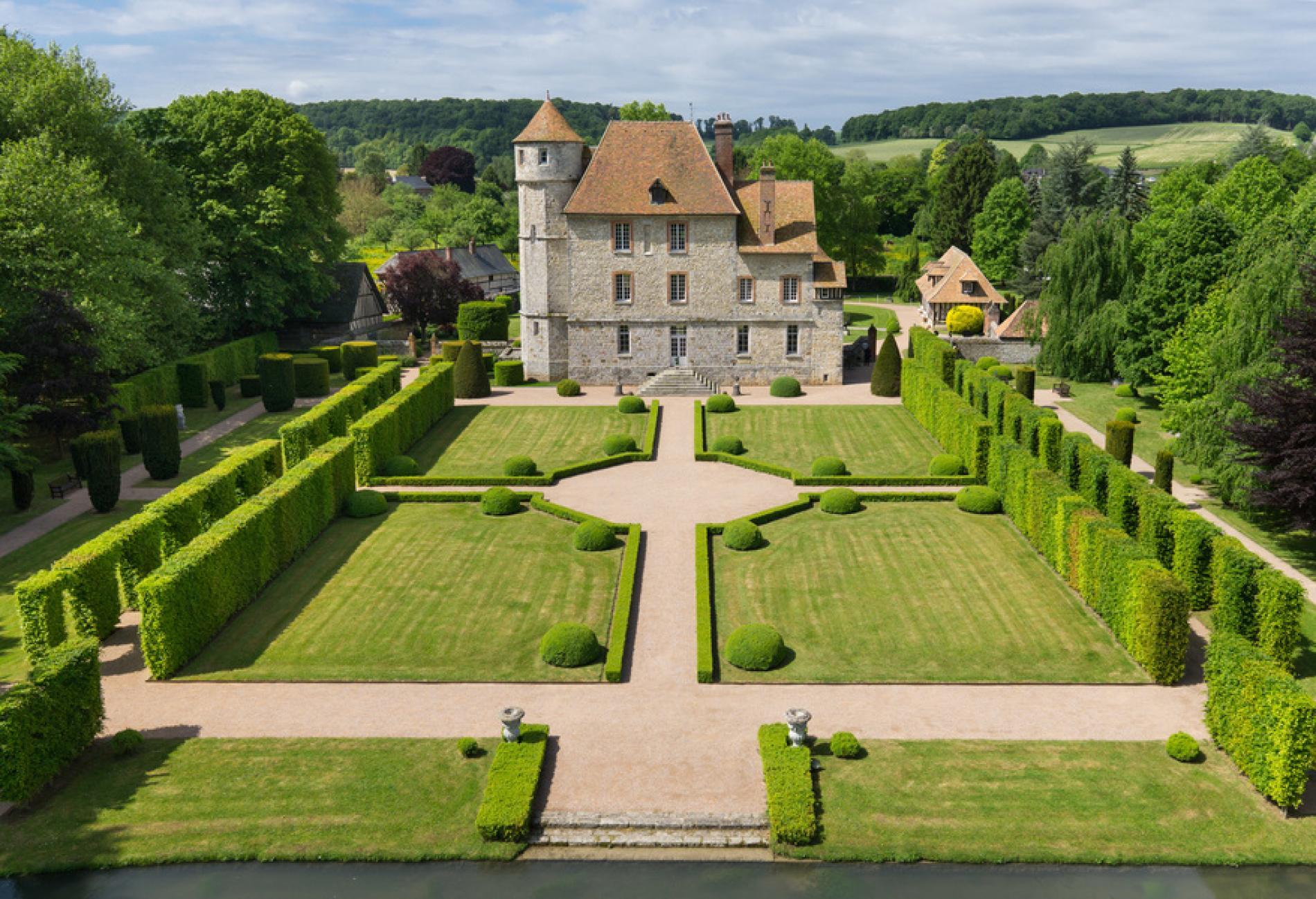 Château de Vascoeuil