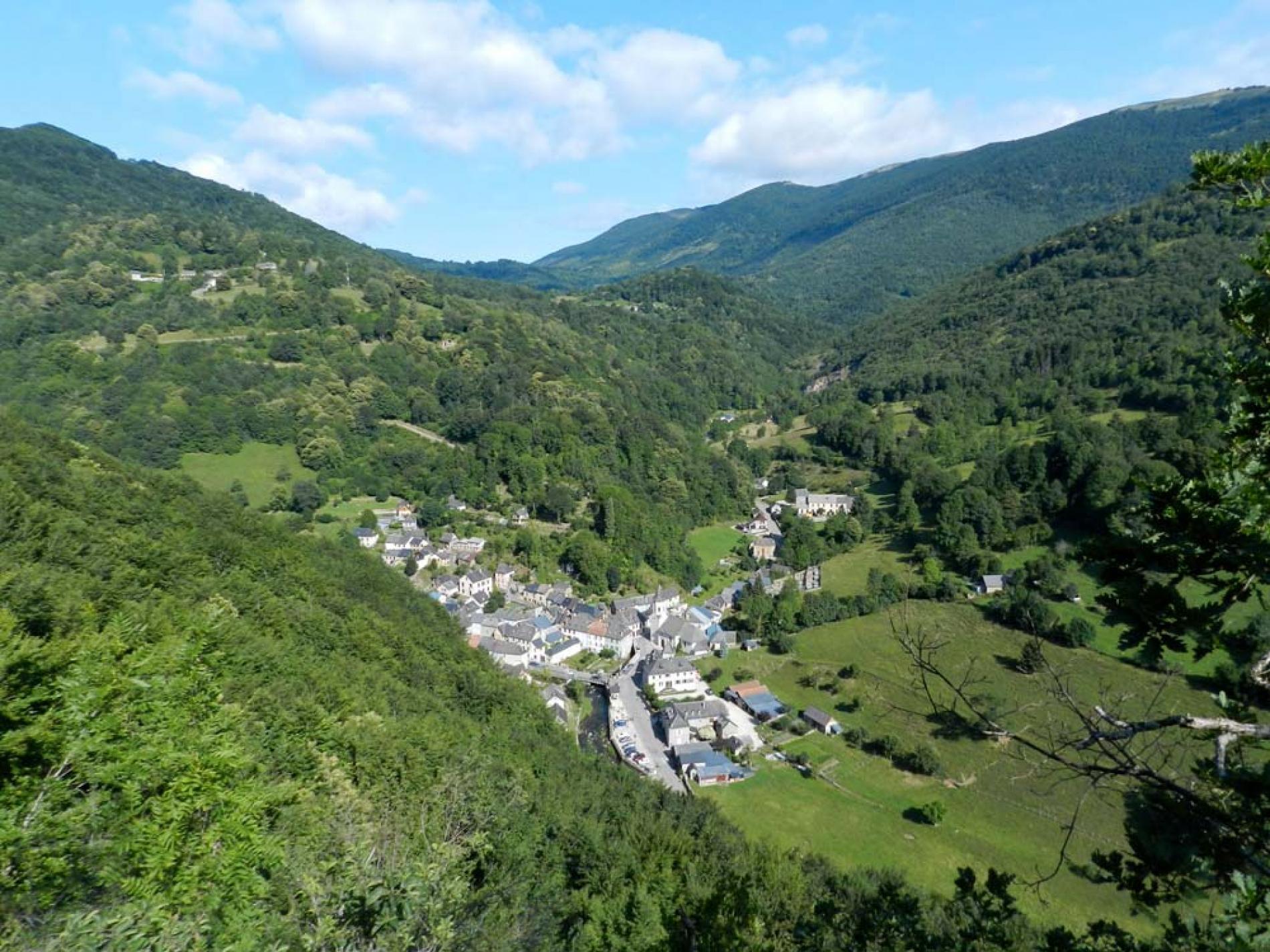 Saint-Lary, Ariège, Pyrénées