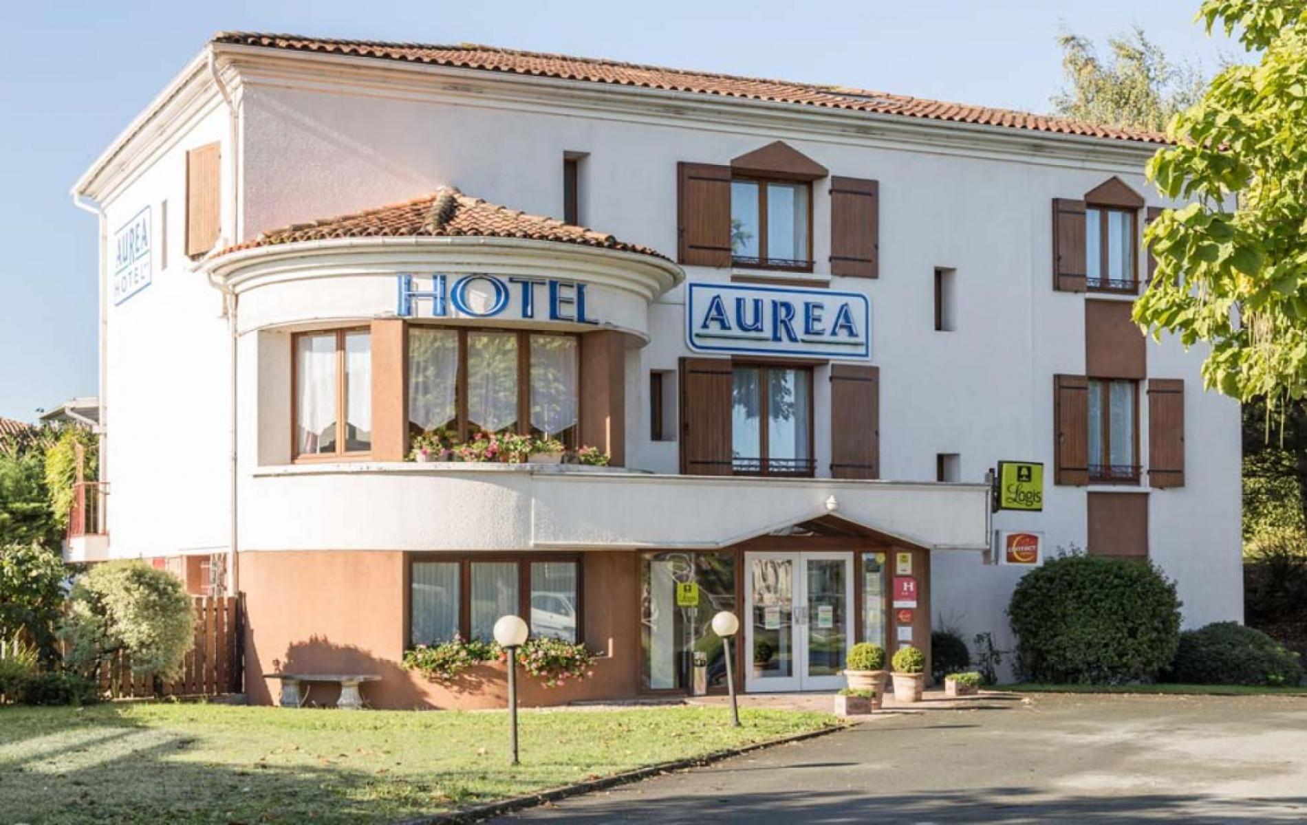 Auréa Hotel à Saintes