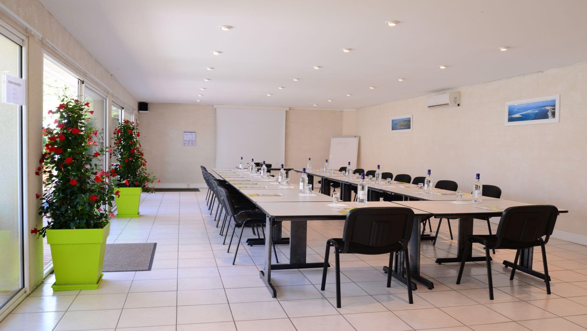L' Hôtel la Forestière organise vos séminaires au vert