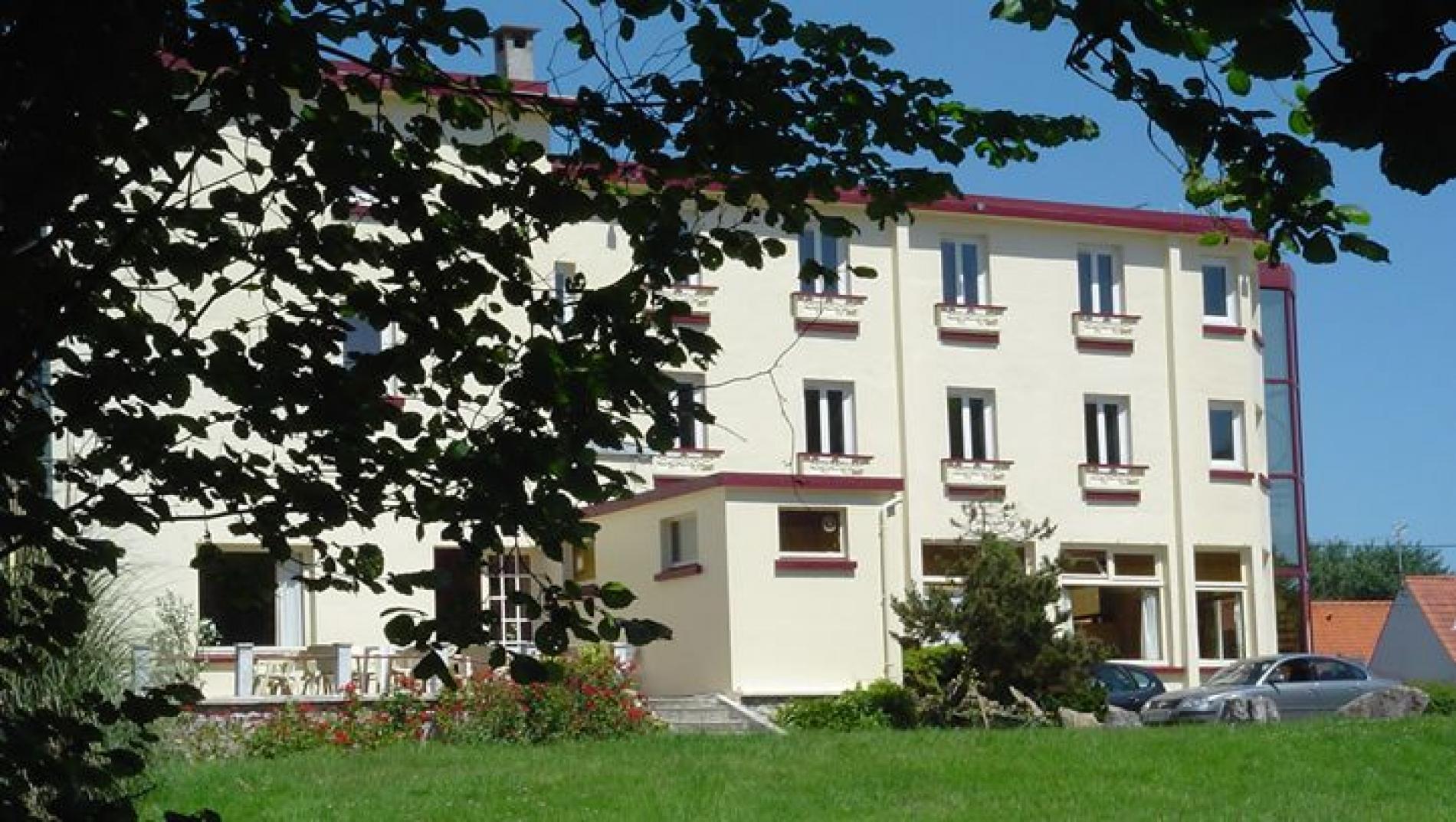 Hôtel** à Wissant