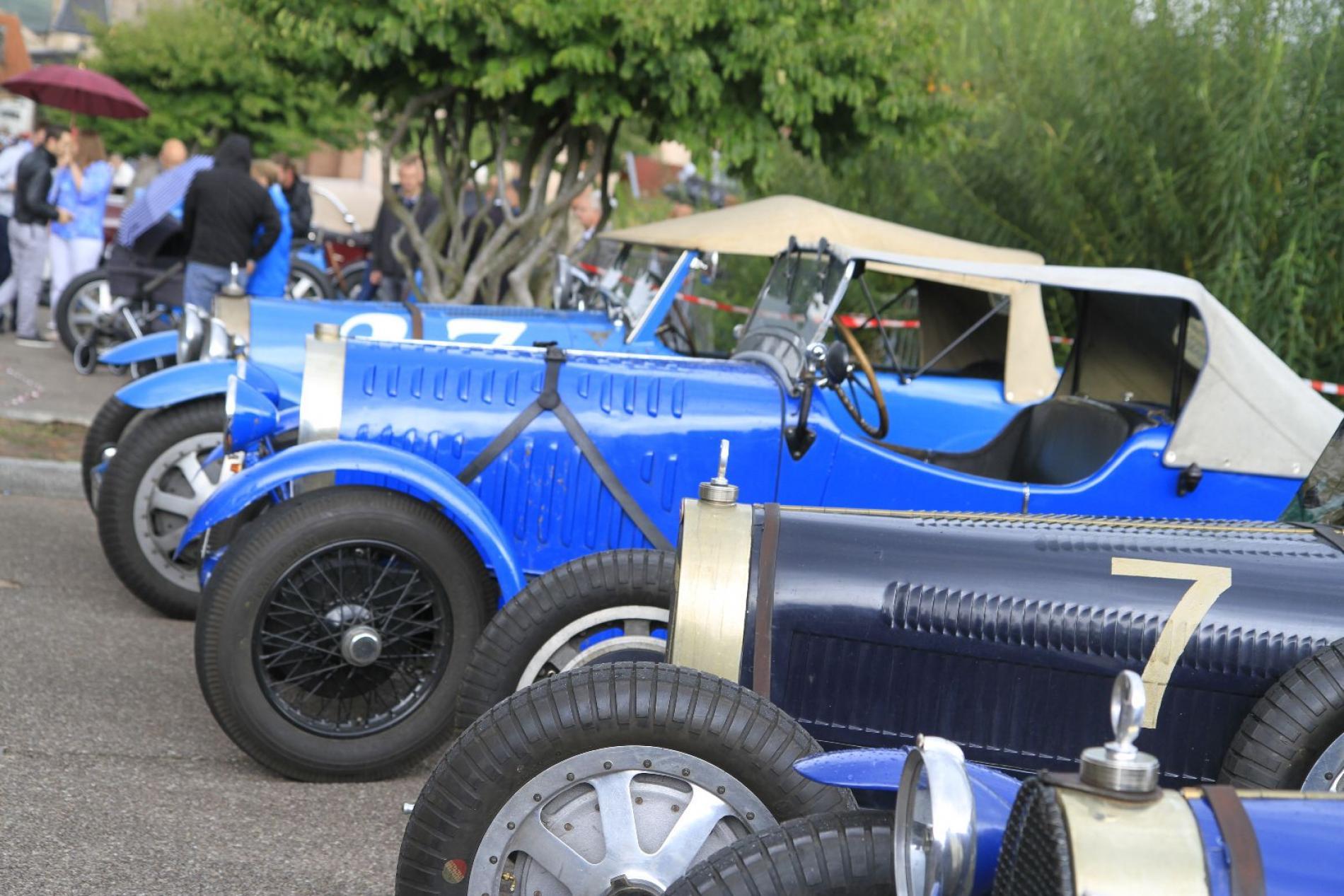Festival septembre : le Festival Bugatti<br>